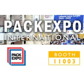 Meet Tex Year at 2018 Pack Expo International, Booth No:11003