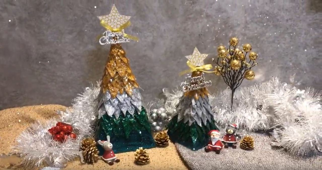 聖誕樹DIY 聖誕節布置 合得妙熱熔膠-人氣材料