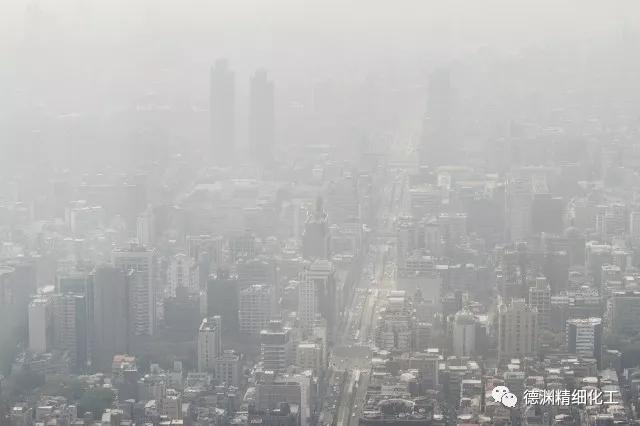 VOCs  空氣汙染